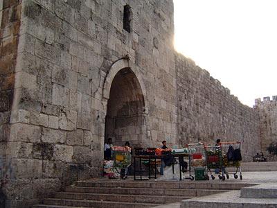 porte d'Hérode