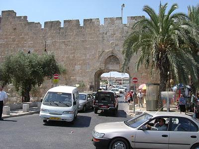 porte des Maghrébins