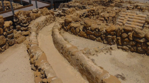 ruines de Qumrân