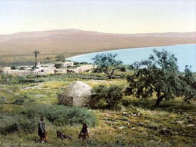Magdala vers 1900