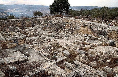 Une histoire abrégée de l`Ancien Testament – (avec images et cartes géographiques) Arc_150220a