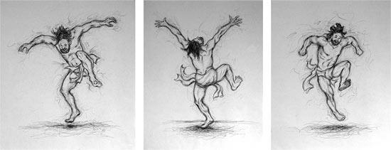 danse de David