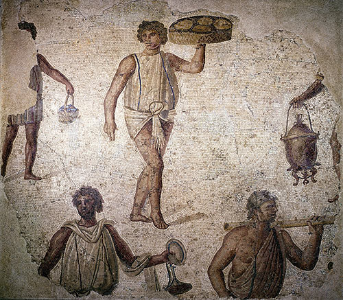 empire romain esclavage