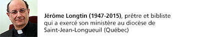 Jérôme Longtin, ptre