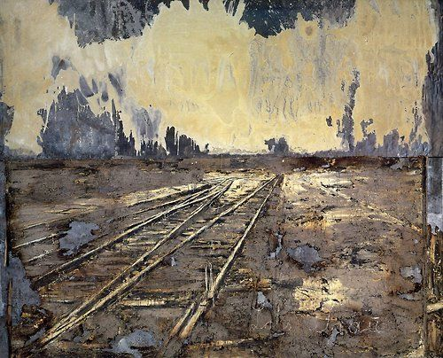 anselm kiefer biographie